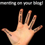 blogging comments
